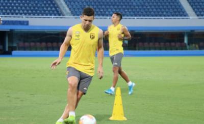 HOY / Concentran 21 jugadores, entre ellos Jorge Morel