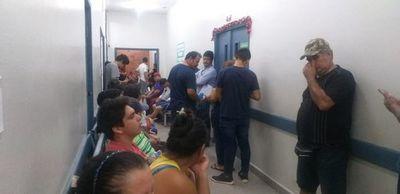 Asegurados de IPS se quejan de por lenta atención a pacientes con posible cuadro de dengue