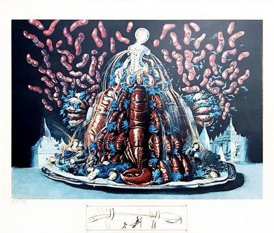 Exhibirán grabados de Dalí