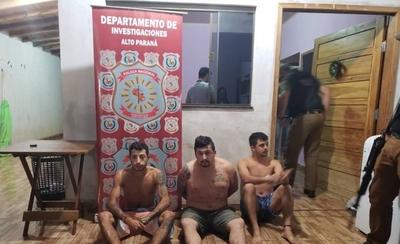 HOY / Cae peligroso narco brasileño en Capitán Bado