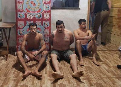 "Capturan a ""Xiru"", líder de conocido grupo criminal de Brasil"