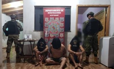HOY / Grupo narco que desplazó al  cartel del Chapo en Perú se  instala en Paraguay: cae jefe