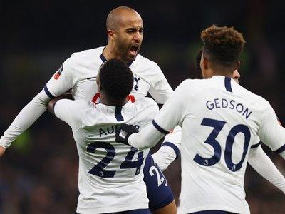 El Tottenham de Mourinho pasa 'in extremis' a los octavos
