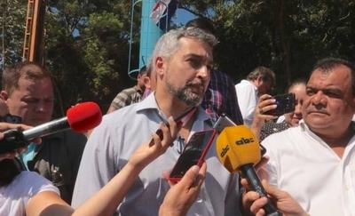 HOY / Abdo destaca intento de unidad en ANR y se muestra cauto a opinar sobre proyecto de financiamiento político
