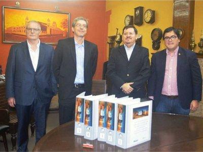 Presentan proyecto para instalar tren de cargas entre Concepción y Pedro Juan