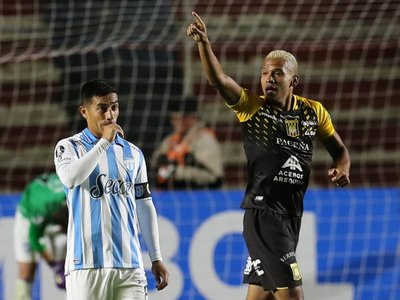 The Strongest aprovecha la altura y vence al Atlético Tucumán