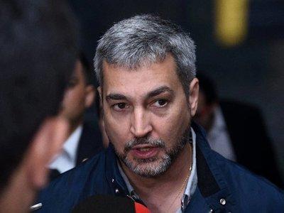 Mario Abdo alardea de nuevos logros contra crimen organizado