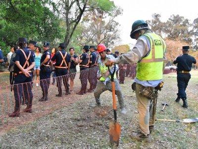 Los desvíos habilitados por las obras del Corredor Vial Botánico