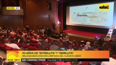 """50 años de """"Estrellita"""" y """"Semillita"""""""