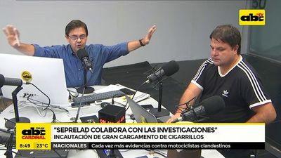 """""""Seprelad colabora con las investigaciones"""""""
