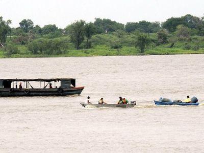 Hallan el cuerpo de una mujer a orillas del Río Paraguay en Itá Enramada