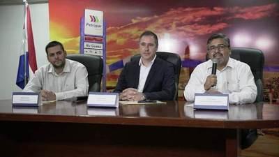 «Petropar no debe ningún solo guaraní en concepto de pago de impuestos», afirma director