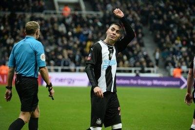 Almirón, el de más 'duelos' ganados del Newcastle