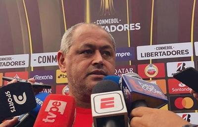 Francisco Arce, DT de Cerro Porteño: 'El partido no se presentó como lo imaginábamos'