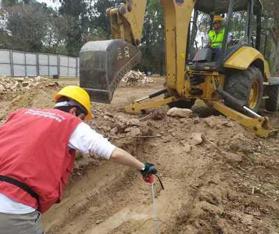 Anuncian desvíos por obras del Corredor Vial Botánico