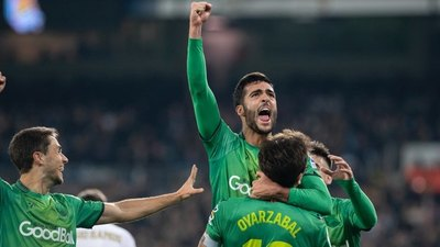 Real Sociedad elimina al Madrid de la Copa del Rey