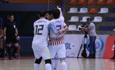 HOY / Paraguay golea y clasifica al Mundial de Futsal FIFA