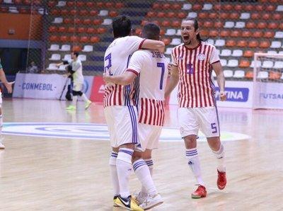 La Albirroja cada vez más cerca de la clasificación al mundial de Futsal