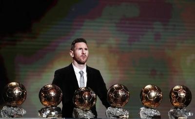 HOY / Messi encabeza la nómina de los que más ganan