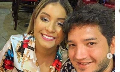 Fátima Román y Junior Rodríguez decidieron 'escaparse' para disfrutar juntos