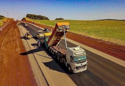 Obras del Corredor de Exportación beneficiarán a casi 120 mil compatriotas