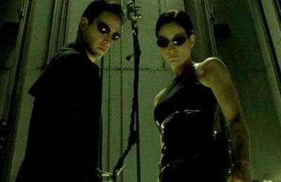 Filtran primeras imágenes de Keanu Reeves en el rodaje de Matrix 4
