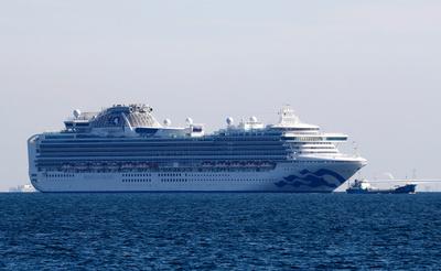 Hallan 41 nuevos casos de contagio de coronavirus en el crucero amarrado en Yokohama