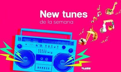 NEW TUNES DE LA SEMANA 07/02/20
