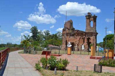 Ñomongeta turístico tavaguasu Pilar gotyo