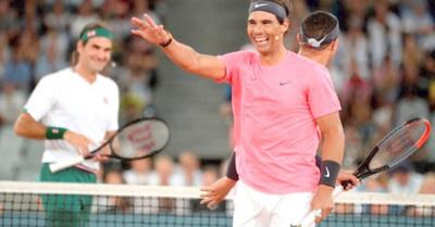 Nadal y Federer rompen récord de espectadores