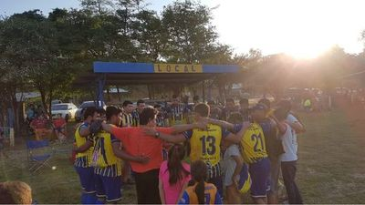 Copa Paraguay. El 3 de Febrero goleó a Cerro Corá en Villa Choferes