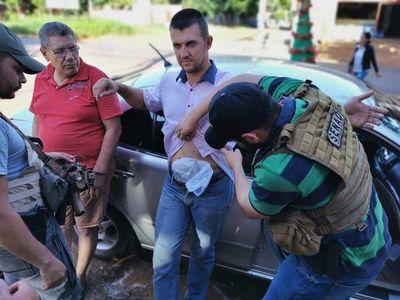 Detienen a paraguayo y boliviano con cocaína durante controles en CDE