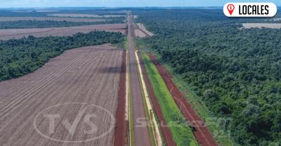 El Nordeste de Itapúa dejará años de aislamiento y abandono con el «Corredor de la Exportación»