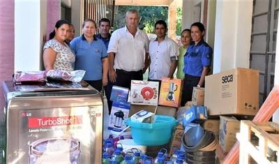 Entregan insumos para hospitales del distrito de Mariscal Estigarribia