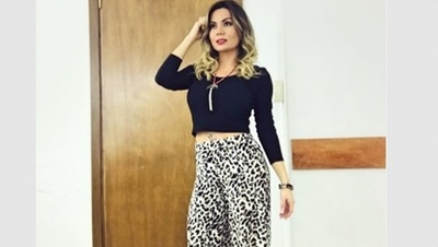 Le preguntaron a Dahiana Bresanovich con cuál de sus 'ex' volvería a salir