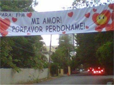 """""""Pasacalle amoroso"""",  nueva moda para reconquistar al ex"""
