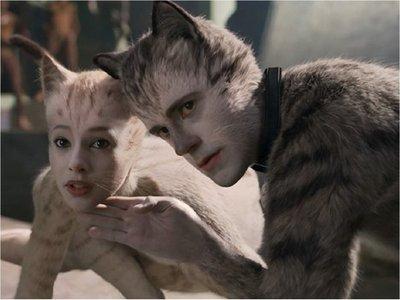 Cats y Rambo, nominadas a lo peor del cine en los Razzies