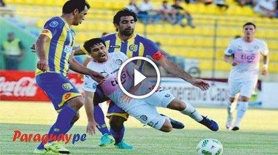 Deportivo Capiatá vs Olimpia (1-0) Goles Resumen Resultado Clausura 2016