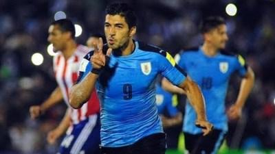 Paraguay pierde ante Uruguay y se aleja de Rusia