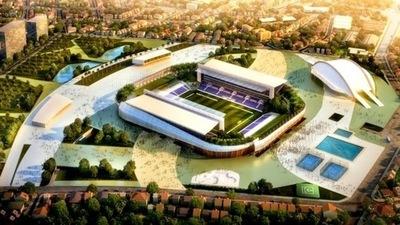 Olimpia jugara el partido inagural del estadio Arena Pantanal