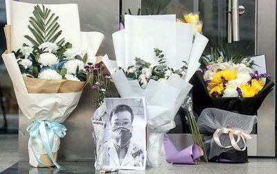 Chinos piden  libertad de expresión