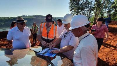 Se inicia obras complementarias del segundo puente
