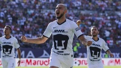 HOY / Carlos González hace un doblete en goleada de los Pumas
