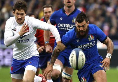 Francia gana a Italia con un juego a ráfagas