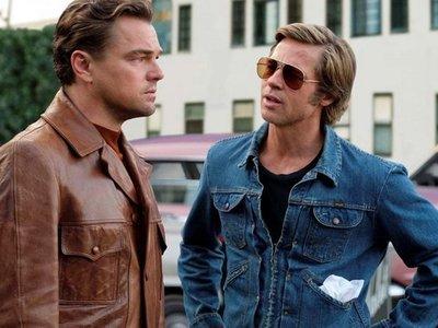 Brad Pitt gana con Once Upon a Time... su primer Oscar como actor
