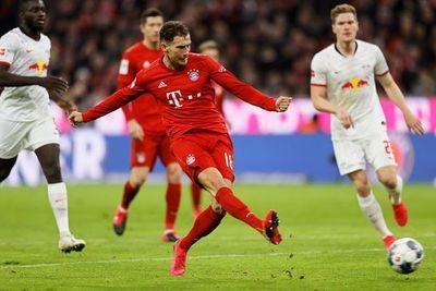 Bayern Múnich y Leipzig firman tablas