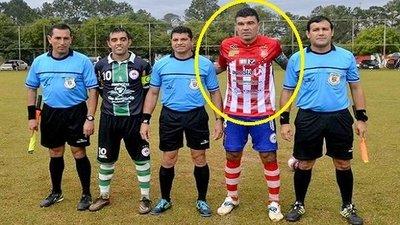 """Futbolista """"murió de paro cardíaco"""" en Ciudad del Este"""