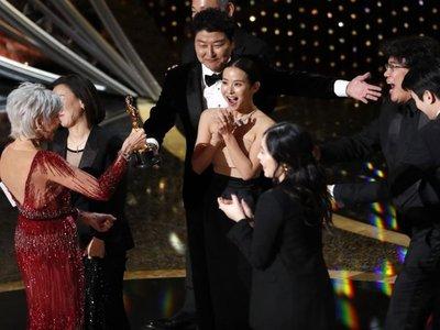 Histórico: Parásitos  gana el Oscar 2020 a Mejor Película