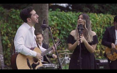"""Macelo Gabriel y Sol Codas lanzaron el video de """"Por fin lo entendí"""""""