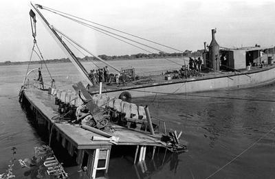 A 42 años del naufragio del Mirian Adela